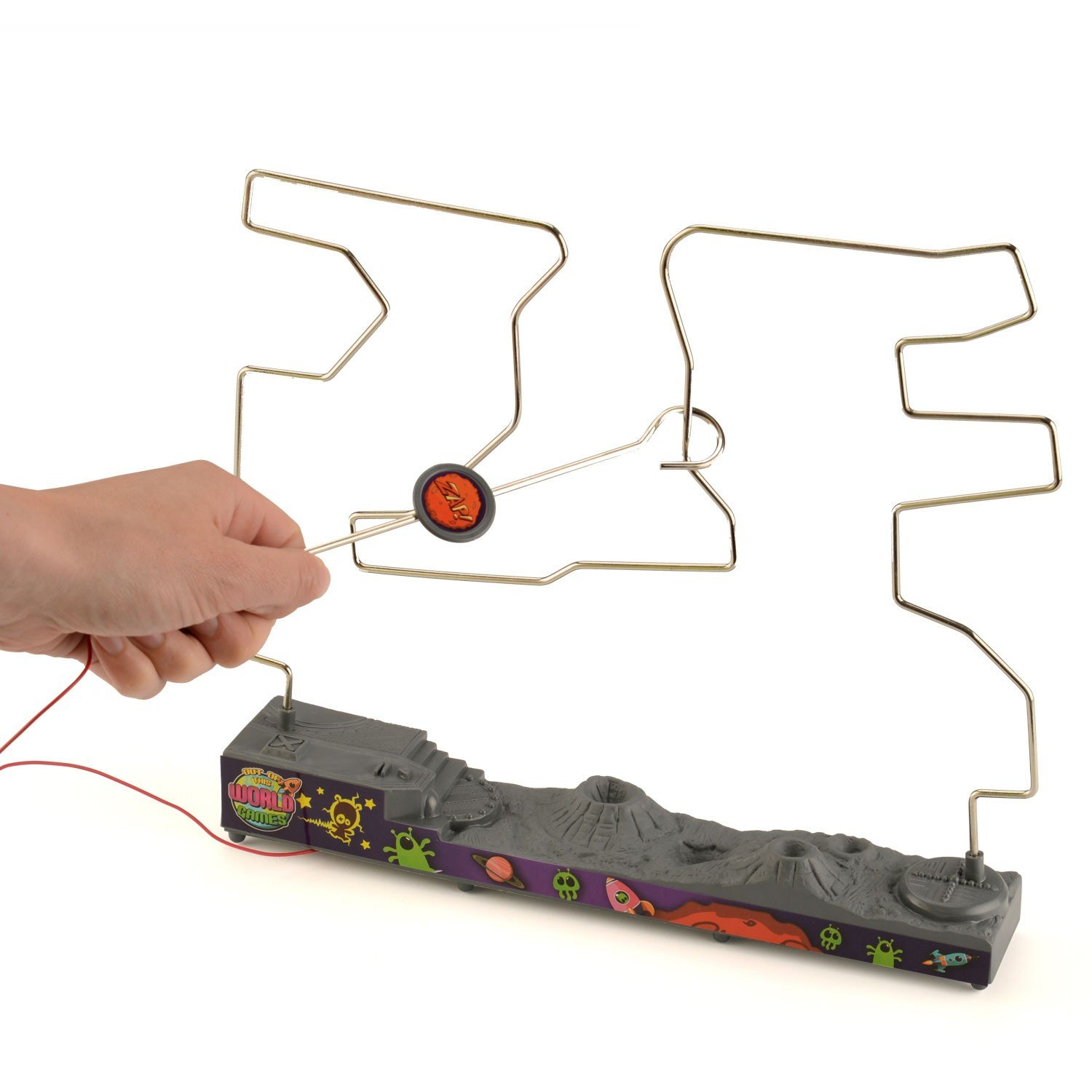Childrens Beat the Buzzer Hand Co-ordination Game by Grafix Kids Fun Factory 16-6614