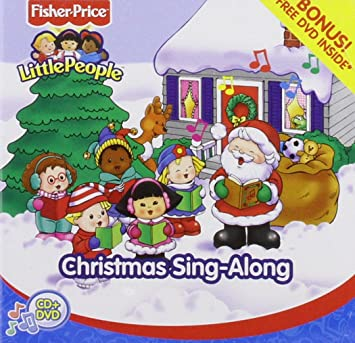 Christmas Sing Along Slimlin - Fisher Price: Little People ...