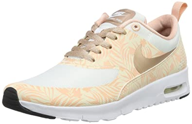 84f9c67ecd2 Nike Air Max Thea Print (GS) Running Trainers 834320 Sneakers Shoes (4 M.  Roll over image to ...