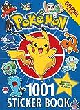 The Official Pokémon 1001 Sticker Book