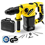 TROTEC Perforateur-burineur PRDS 10-230V, mandrin SDS-Plus, moteur 1500 W