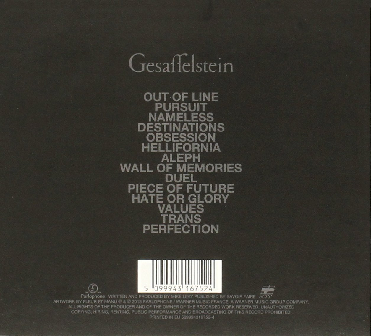 Aleph By Gesaffelstein Music 3 Power Supply Pictures To Pin On Pinterest