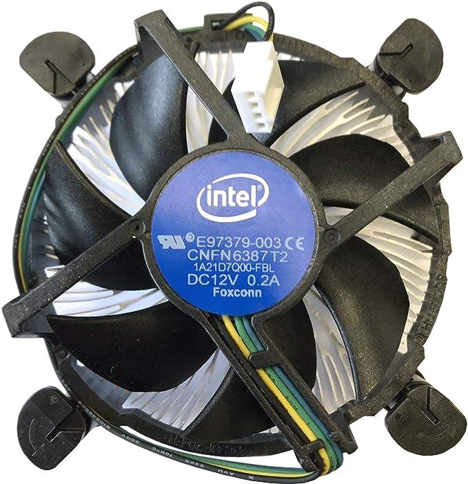 Intel E97379 – 003 Core i3/i5/i7 Socket 1150/1155/1156 Conector de ...