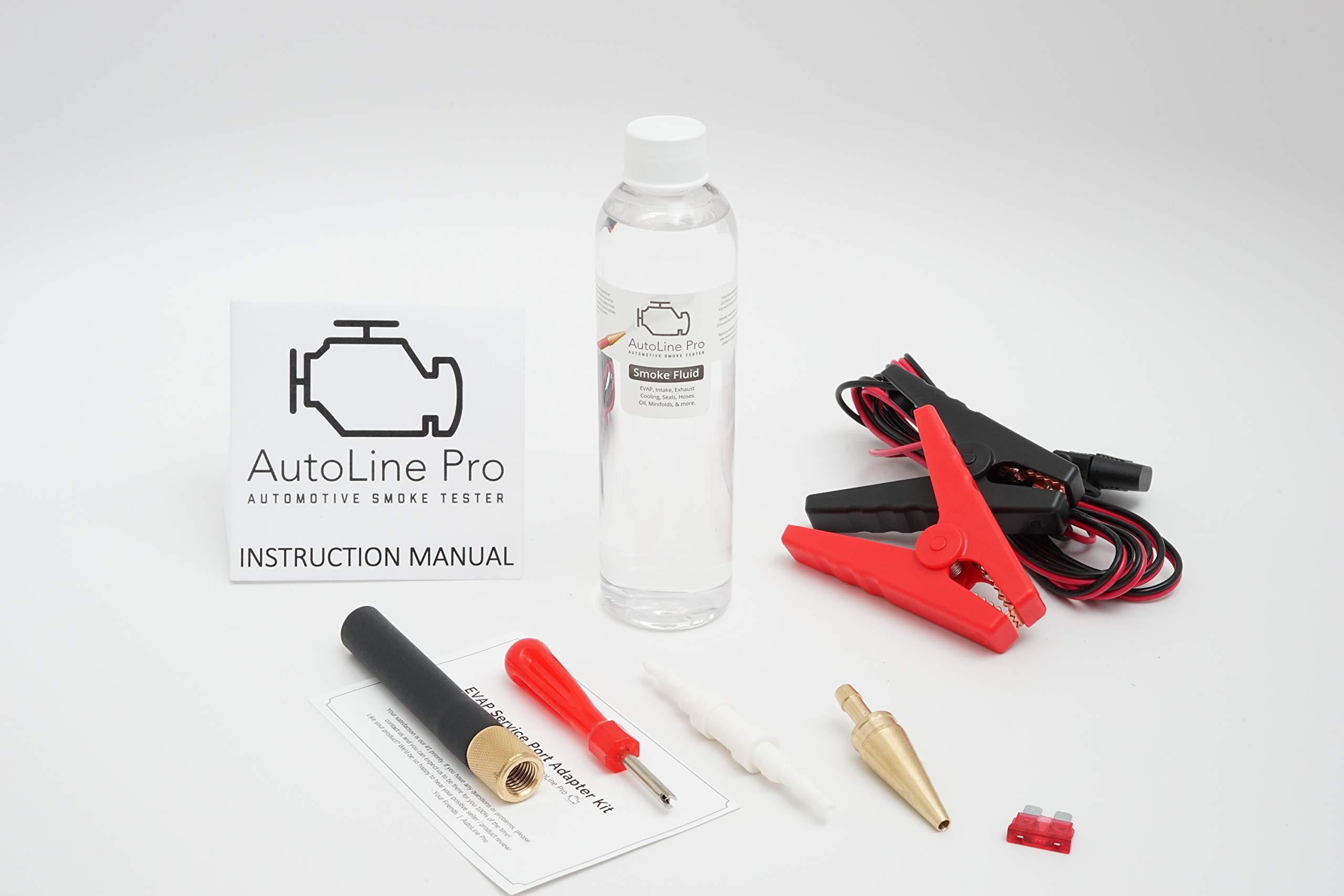 AutoLine Pro EVAP Vacuum Automotive Smoke Machine Leak Detector Diagnostic Tester - Shop Series - Compact by AutoLine Pro (Image #5)