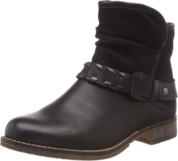 RIEKER TEX Stiefelette Boots 39721-00 schwarz 670574