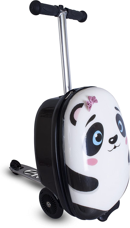 Flyte 18 Pulgadas Bolso Midi Polly Panda, Unisex-Adulto, Multicolor
