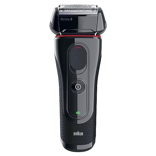 324 opinioni per Braun Series 5 5030S Rasoio Elettrico a Lamina da Barba per Uomo, Impermeabile e