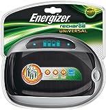 CHARGEUR ENERGIZER ACCUS PILES RECHARGEABLES AA LR6 AAA C LR03 D LR14 LR20 9V