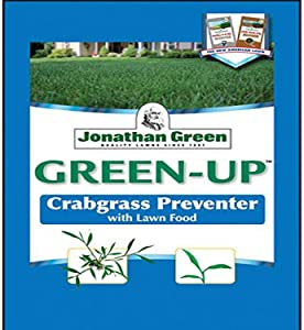 Jonathan Green 10456 5M 22-0-3 Green Up + Crabgrass Preventer Plus Fertilizer