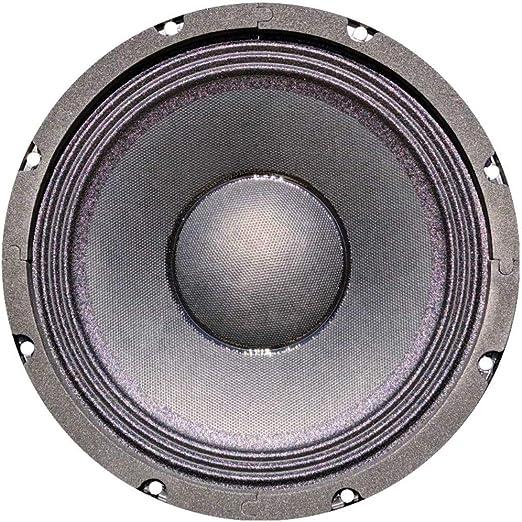 1 Woofer Master Audio Pa08 4 Lautsprecher Tieftöner Elektronik