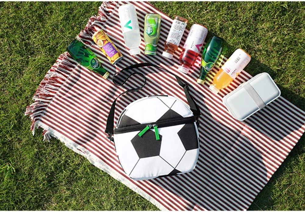 Bolsa de Picnic Bolsa de Almuerzo Bolsa de Almuerz Copa del Mundo con aislamiento bolsas de almuerzo for niños y adultos almuerzo bolsas se pueden mantener los alimentos calientes Para Fiambrera Botel