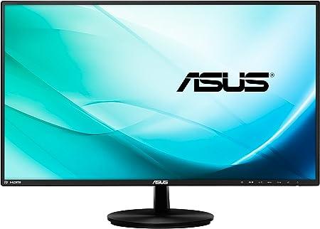 Asus Vn279q 68 6 Cm Monitor Schwarz Computer Zubehör
