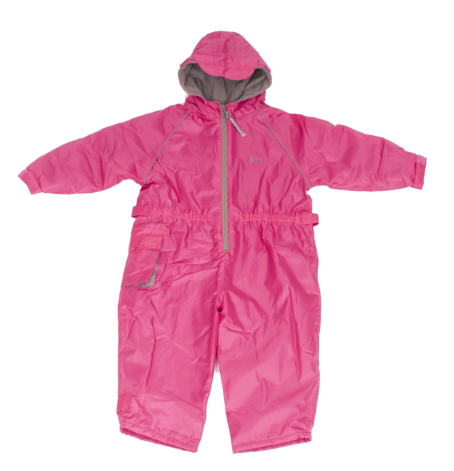 Pink Hippychick Packasuit 2-3 Years