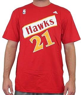 41ce918649d Amazon.com : Philadelphia 76ers Sixers Adidas Allen Iverson ...