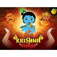 Krishna Vs Demons Hindi