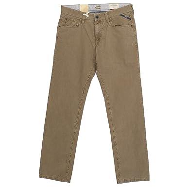 camel active Hose beige W35L30: : Bekleidung