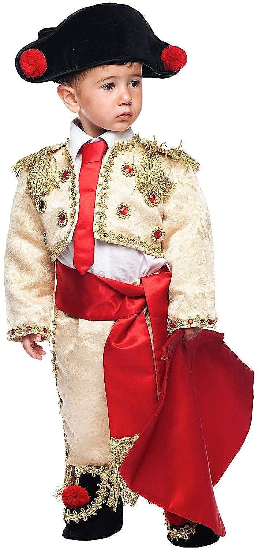 Disfraz TORERO MANOLETE BEB Vestido Fiesta de Carnaval Fancy Dress ...