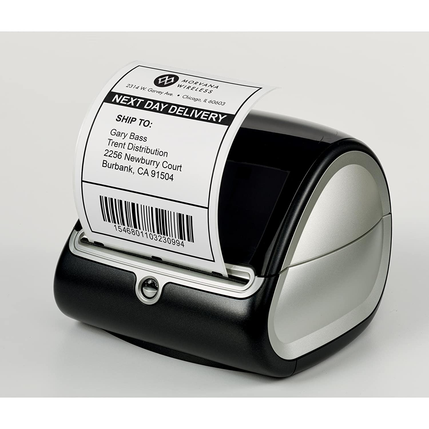 Amazon.com : Avery Shipping Labels For Dymo And Zebra Printers 4  Free Shipping Label Maker