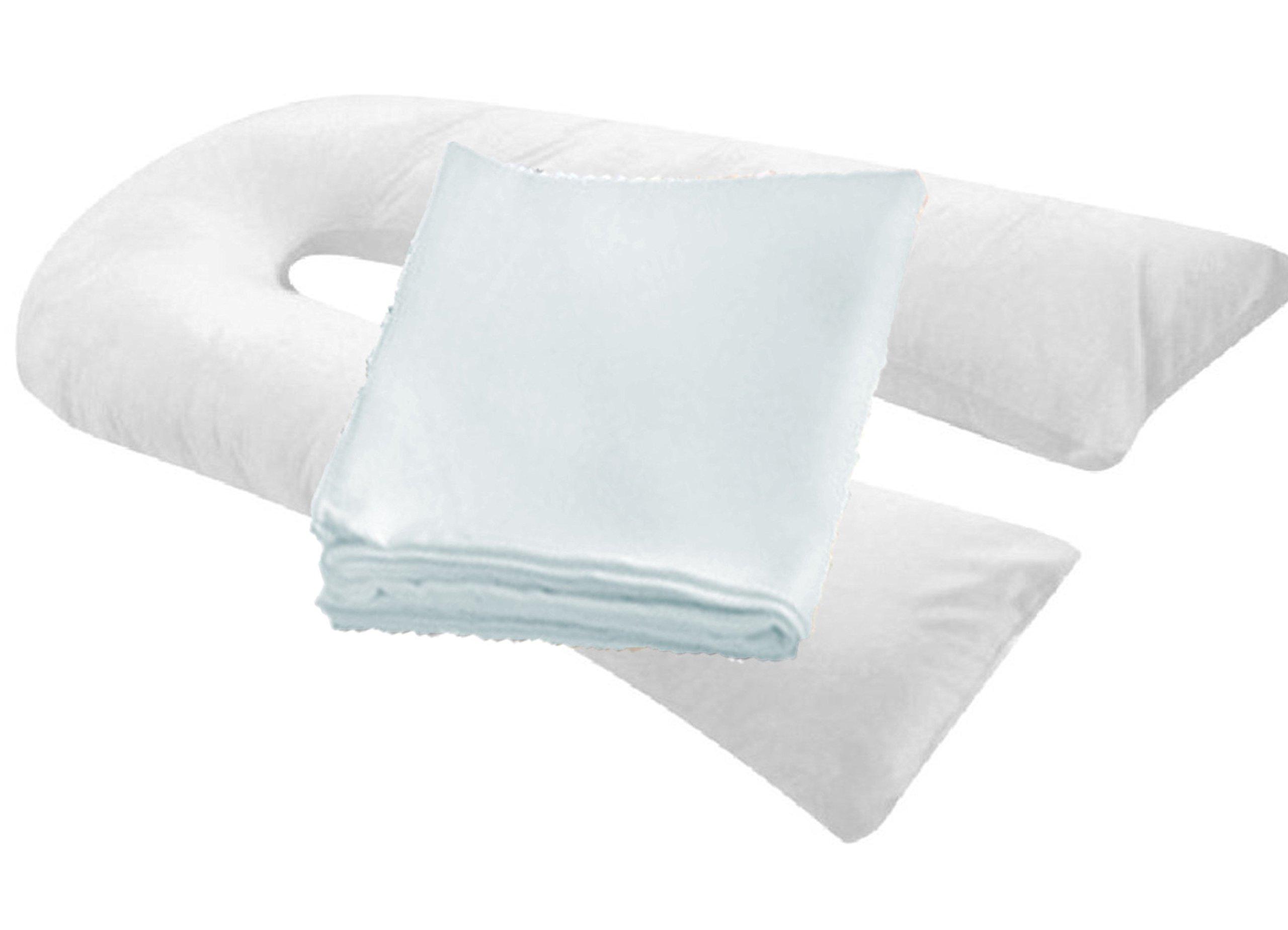 "20"" X 130"" Oversized Body Pillowcase/cover - Zipper End"