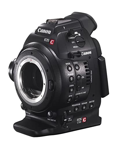 Driver UPDATE: Canon EOS C100 Camera