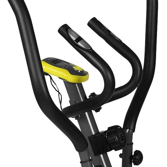 Marathon Vicky Cross elíptica, color negro: Amazon.es: Deportes y aire libre