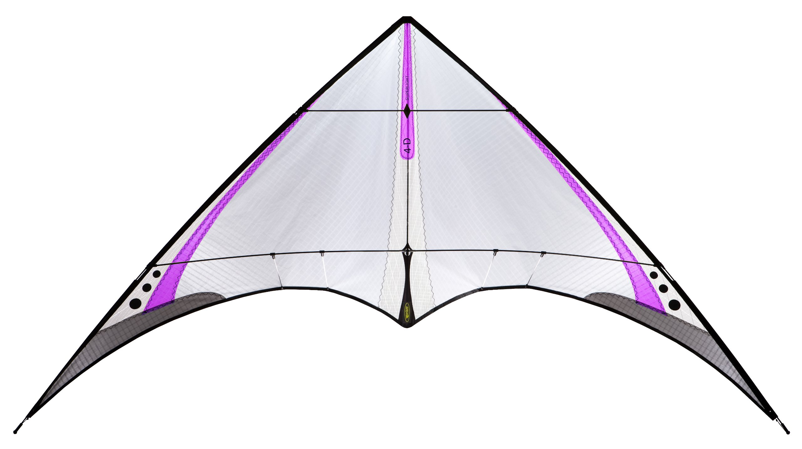 Prism 4D Ultralight Stunt Kite, Purple