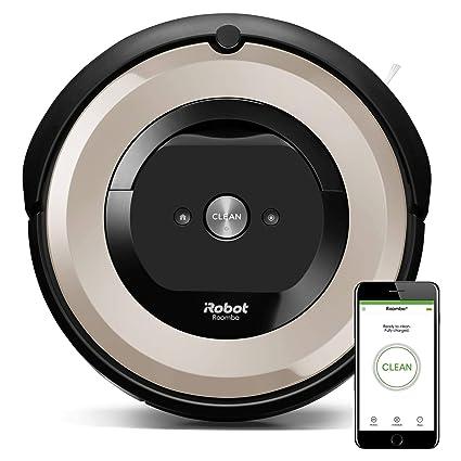 iRobot Robot Aspirador Roomba E5 Gris