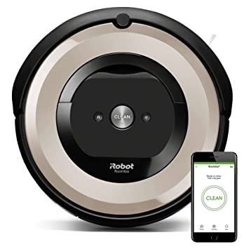 iRobot e515240 ROOMBAE5 e515440, Acero Inoxidable: Amazon.es: Hogar