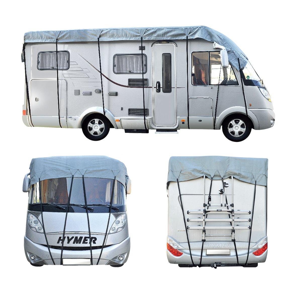 ProPlus 610277 Caravane et Camping-Car b/âche de Protection de Toit.