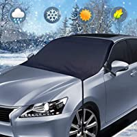 Deals on HosiLany Windshield Snow Ice Covers