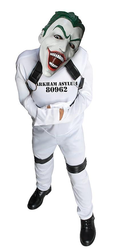 Amazoncom Dc Super Villain Collection Joker Straight Jacket