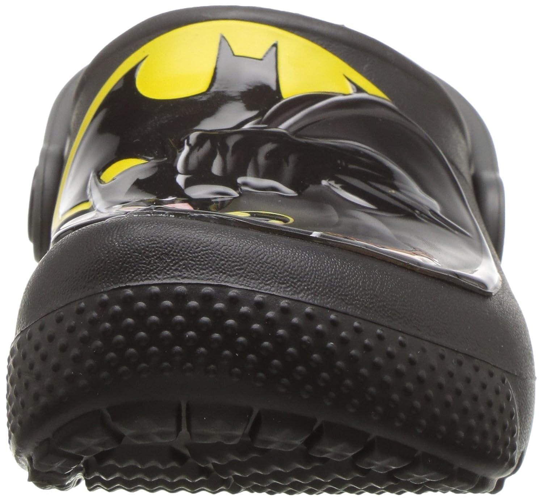 4133f90ff Crocs Boys Fun Lab Batman Kids Clogs  Amazon.co.uk  Shoes   Bags