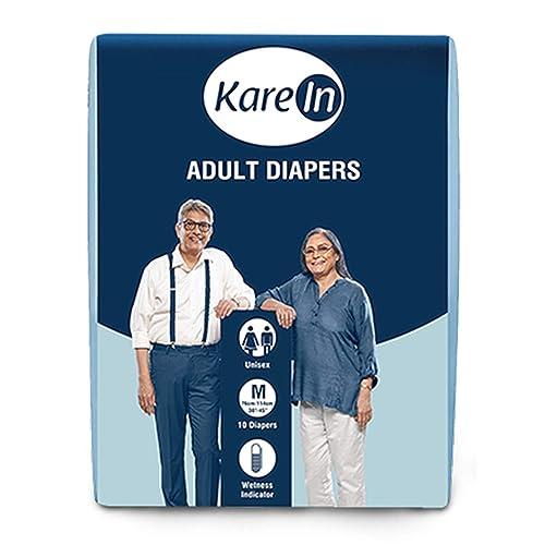 1. Kare In Adult Diapers Medium