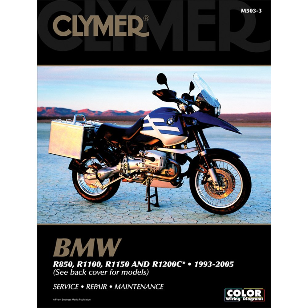 Amazon.com: Clymer BMW R850, R1100, R1150 & R1200C (1993-2005):  Manufacturer: Automotive