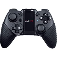 EVO VR - Pro Level Wireless Bluetooth Gamepad for Android,Smartphones, Tablets and VR Headsets, USB Wired Gamepad for…