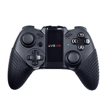 Amazon.com: EVO VR - Gamepad inalámbrico Bluetooth de nivel ...