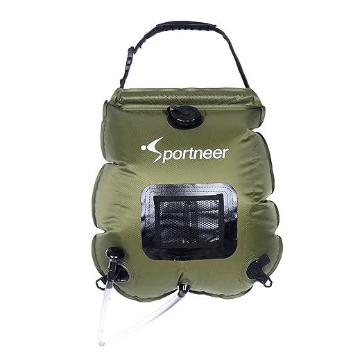 Sportneer Solar Camping Shower – the best portable solar shower