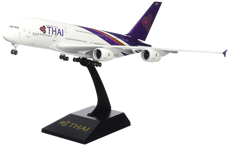 SKY MARKS 1/200 A380-800 タイ国際航空 HS-TUA ギア付 完成品 B002U2X4OK