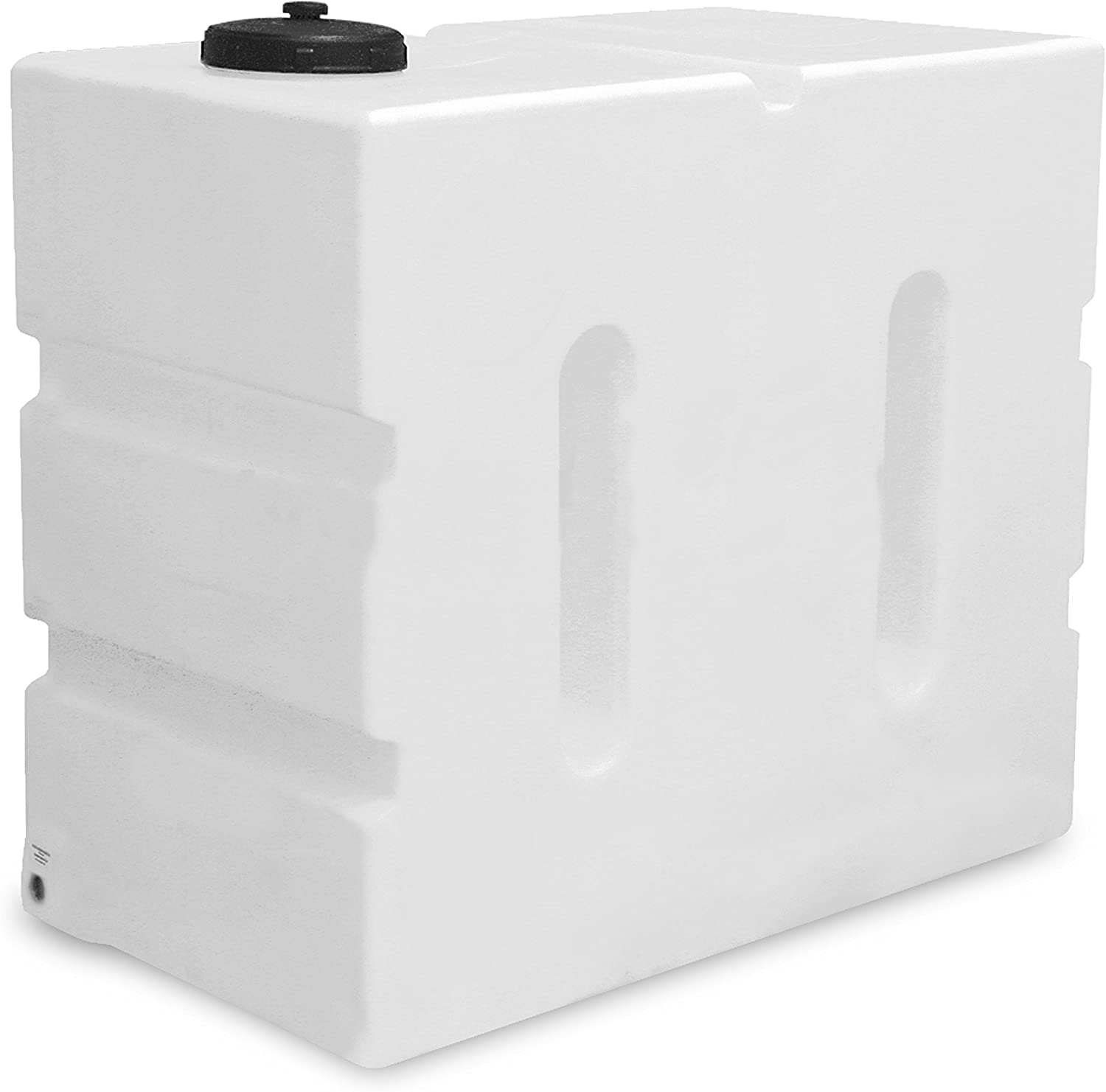 IWE 210L Litre Plastic Tower Water Valeting Window Cleaning Camping Storage Tank