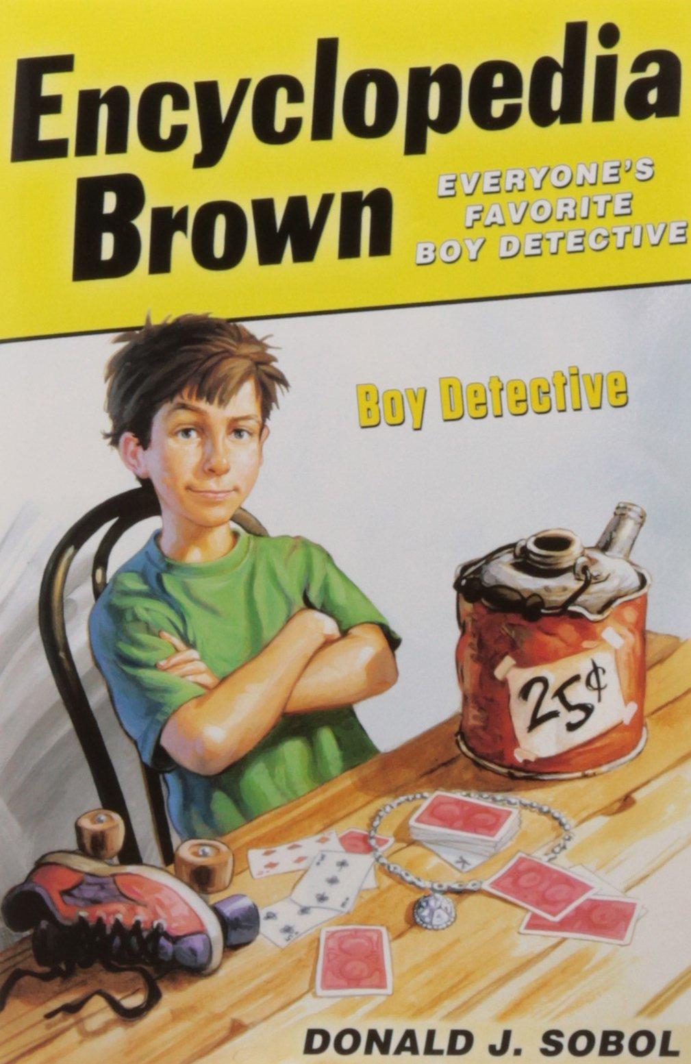 Encyclopedia Brown Detective Donald Sobol product image