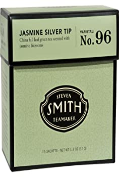 Steven Smith Teamaker Full Leaf Jasmine Green Tea