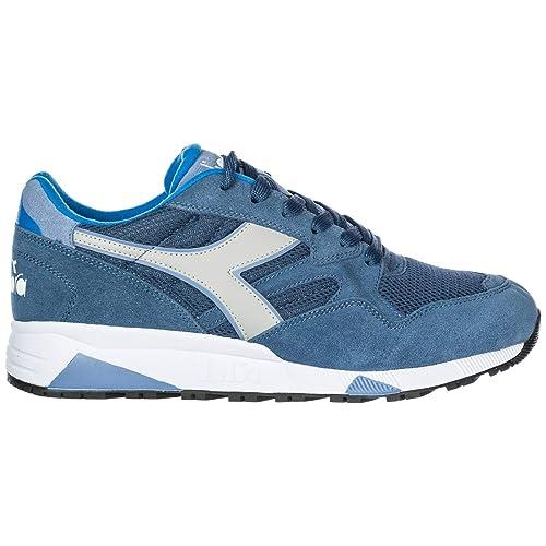 50303e71336b9e Diadora Men Sneakers Colonel Blue 8 UK: Amazon.co.uk: Shoes & Bags