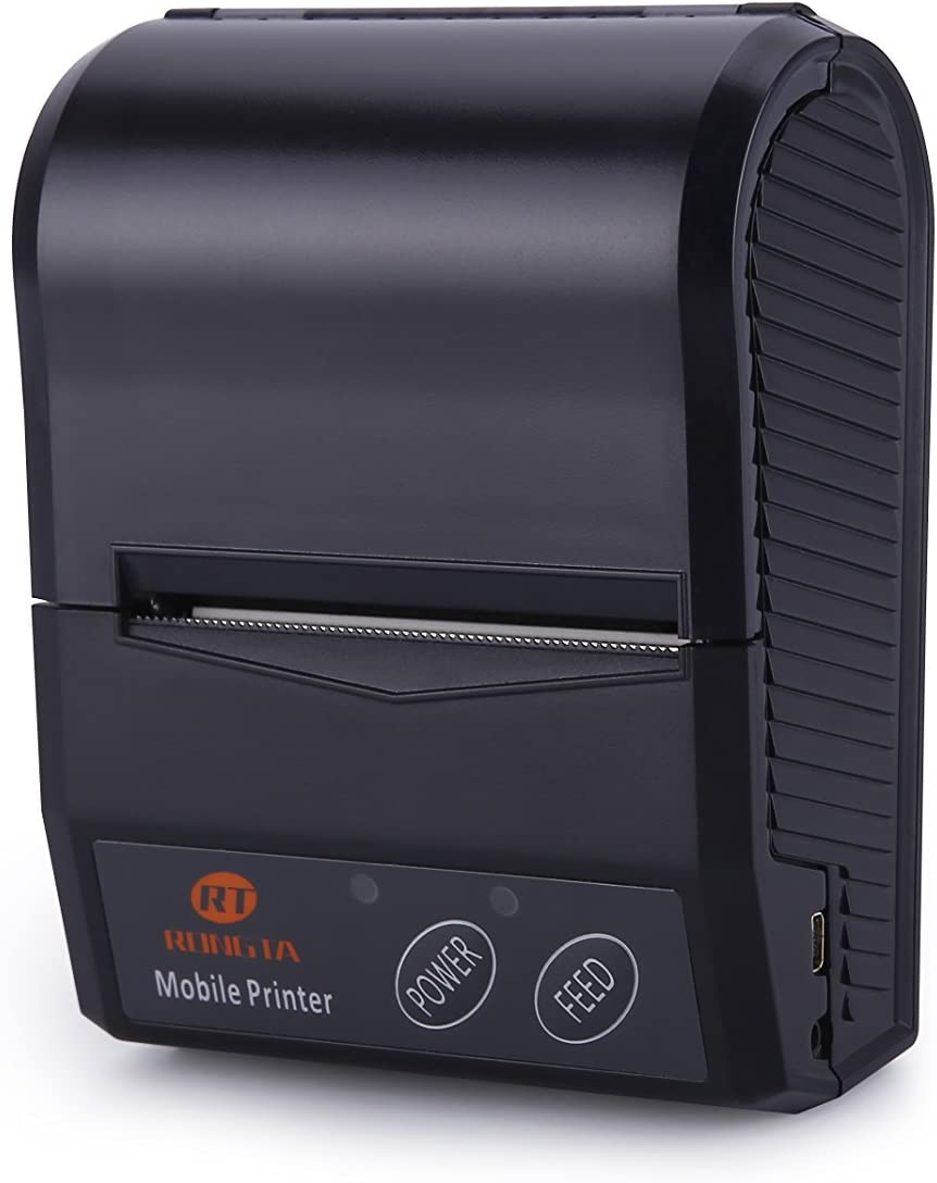 Amazon.com: rongta rpp210 portátil Mini 58 mm. funda de ...