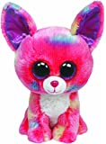 Ty - Ty36084 - Peluche - Beanie Boos - Moyen - Duchess Chihuahua Rose - 15 Cm