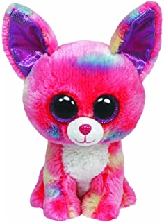 Amazon.com  Ty Beanie Boos Nacho - Dog  Toys   Games 747d3ac4b03