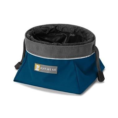 RUFFWEAR - Quencher Cinch Top, Waterproof, Collapsible, Closeable Dog Bowl