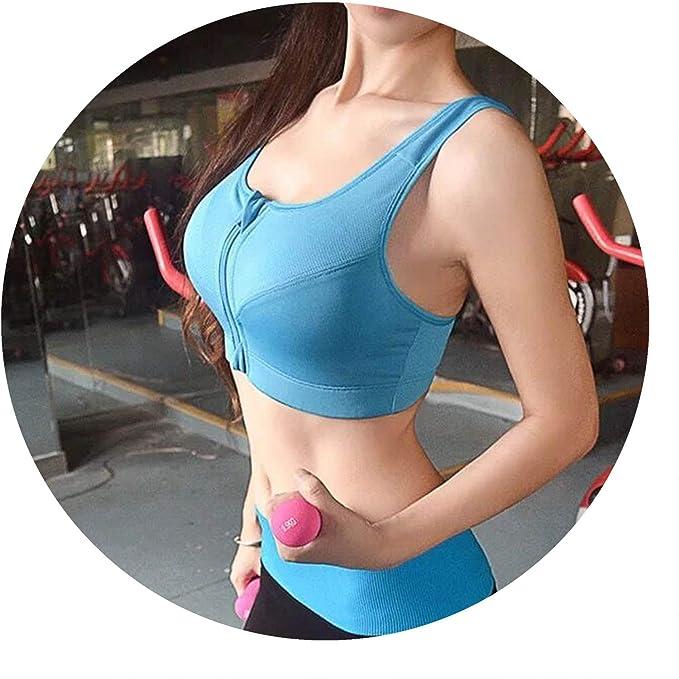 Amazon.com: Sujetador activo para mujer, yoga, deportes ...