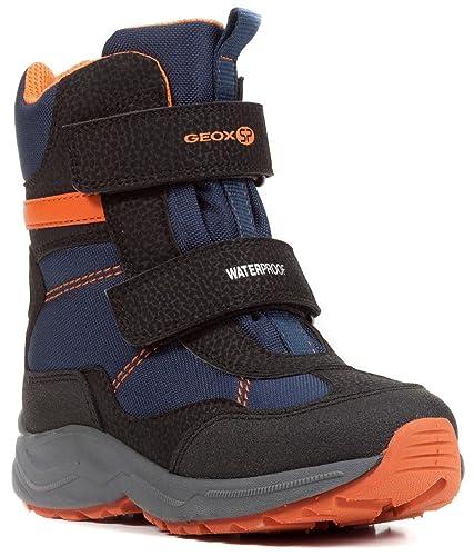 Geox Winterschuhe 30 Winterstiefel Schuhe Jungen blau