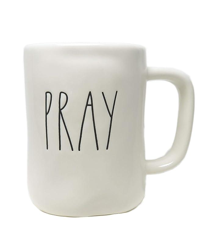 Rae Dunn PRAY Mug by Magenta