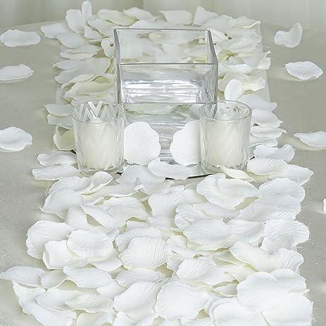 Amazon jassins 4000 silk rose artificial petals supplies jassins 4000 silk rose artificial petals supplies wedding decorations ivory junglespirit Gallery